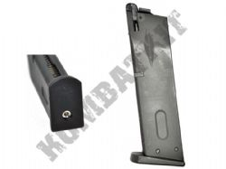 HFC HG190M Airsoft Gun Magazine HG series Gas Blow Back Guns GBB Multi Model Fit